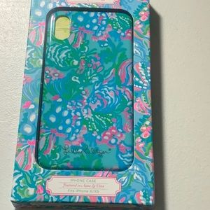 NWT Lilly Pulitzer I phone case